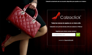 Fashion e-marketplace de moda y calzado