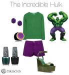 Hulk outfit calzaclick